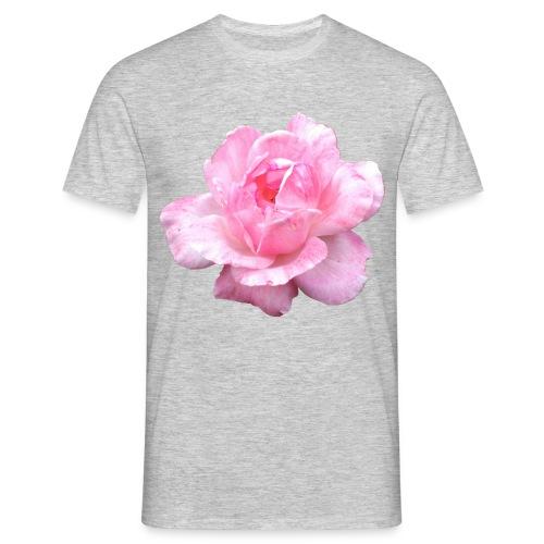 Rose-7 - Männer T-Shirt