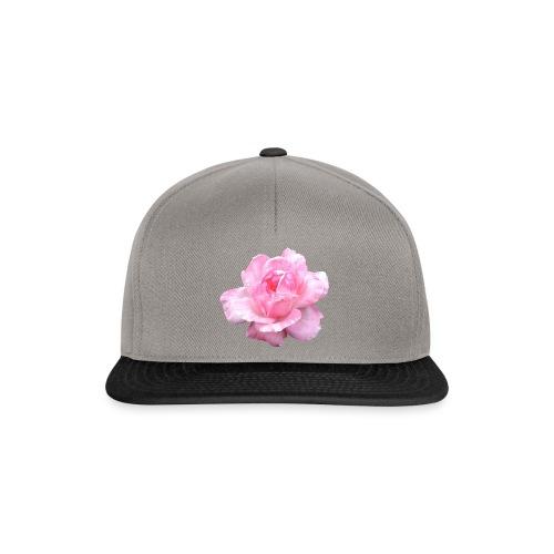 Rose-7 - Snapback Cap