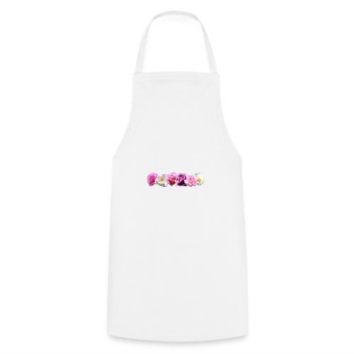 Rosengalerie -1 - Kochschürze