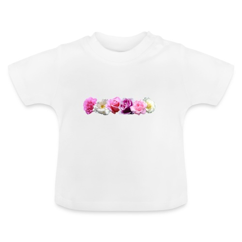Rosengalerie -1 - Baby T-Shirt