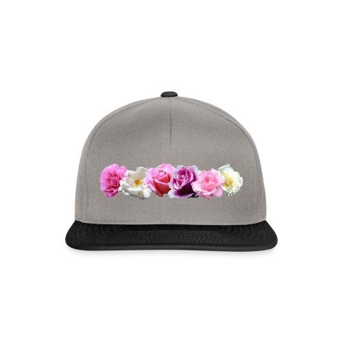 Rosengalerie -1 - Snapback Cap