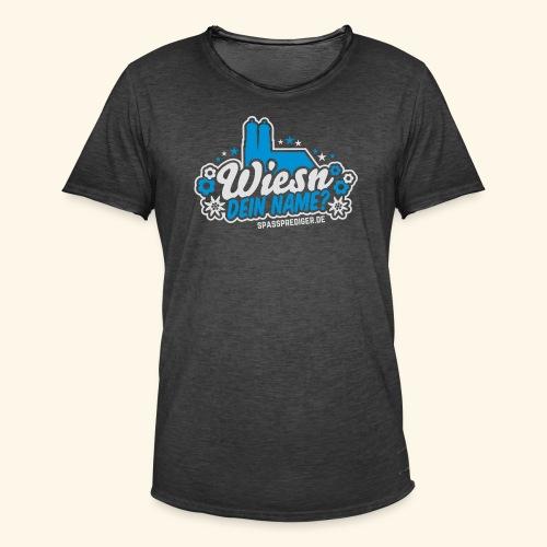 Wiesn - Männer Vintage T-Shirt