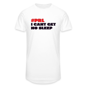 #PRL - I Can't get no sleep - Men's Long Body Urban Tee