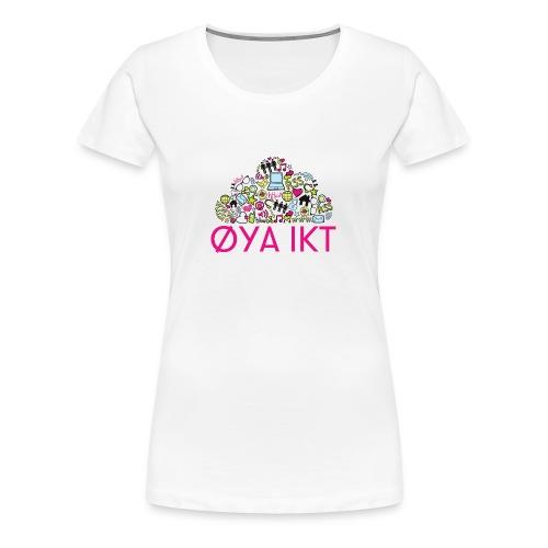 Kos! - Women's Premium T-Shirt
