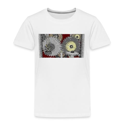 Roboter Shirt - Kinder Premium T-Shirt