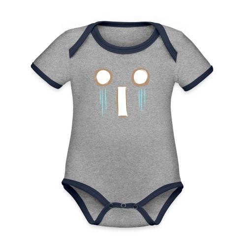 Women's Tank Top: WTF - Organic Baby Contrasting Bodysuit