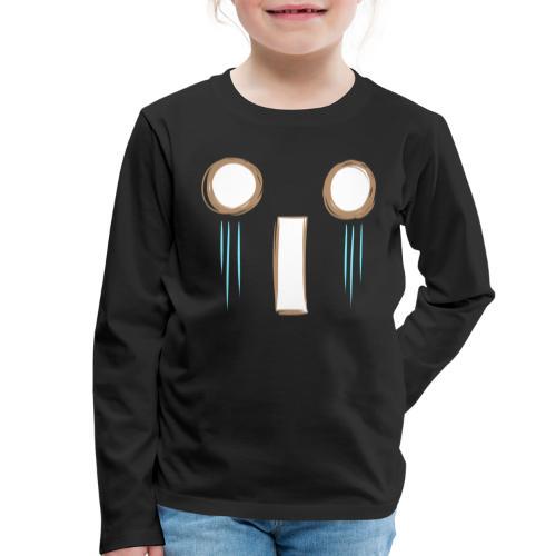 Women's Tank Top: WTF - Kids' Premium Longsleeve Shirt