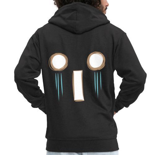 Women's Tank Top: WTF - Men's Premium Hooded Jacket