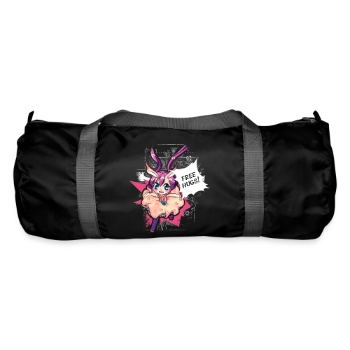 Women's Tank top: Free Hugs (dark clothing) - Duffel Bag