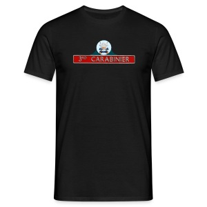 3rd Carabinier - Men's T-Shirt