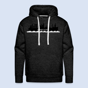 BEMBELTOWN DESIGN - HOLLYWOOD FRANAKFURT - Männer Premium Hoodie