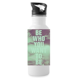 BTI Who You Want To Be - Water Bottle