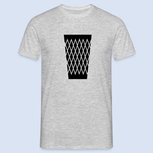 FRANKFURT DESIGN - s'Gerippte - Männer T-Shirt