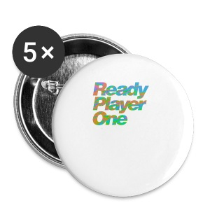 UP RPO  - Buttons small 25 mm