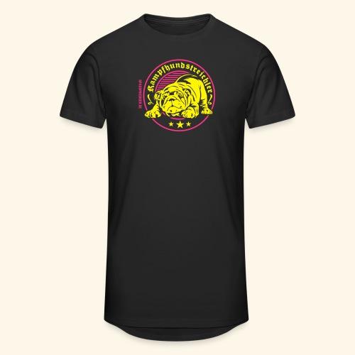 Kampfhundstreichler - Männer Urban Longshirt