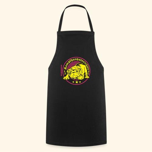 Kampfhundstreichler - Kochschürze