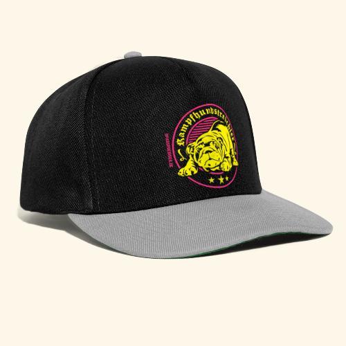 Kampfhundstreichler - Snapback Cap