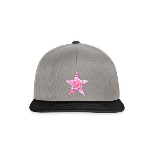 Stern und Rosen - Snapback Cap