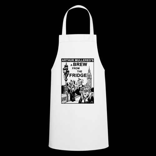 A Brew From The Fridge - light - Cooking Apron