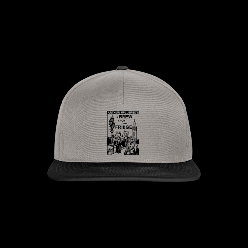 A Brew From The Fridge - light - Snapback Cap