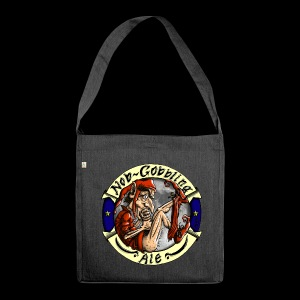 Goblin Ale - Shoulder Bag made from recycled material