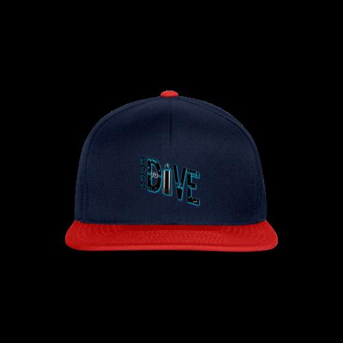 Born to Dive - Snapback Cap
