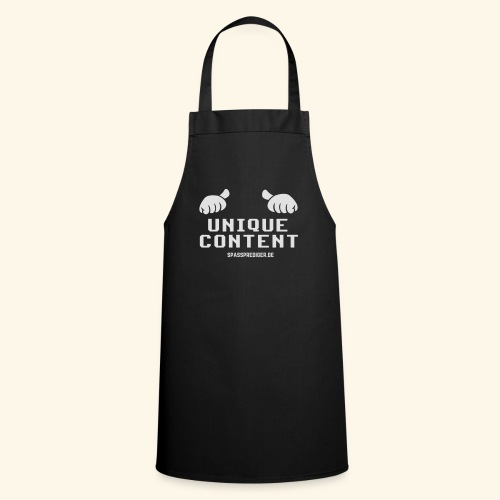 SEO-Shirt Unique Content - Kochschürze