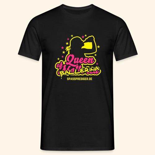 Ballerina - Männer T-Shirt