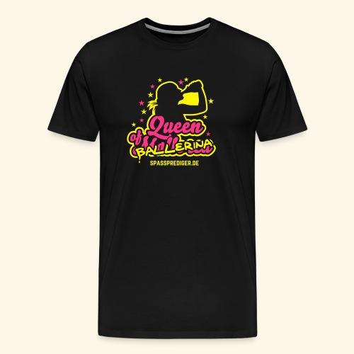 Ballerina - Männer Premium T-Shirt