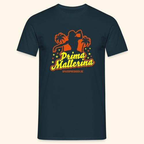 Prima Mallerina - Männer T-Shirt