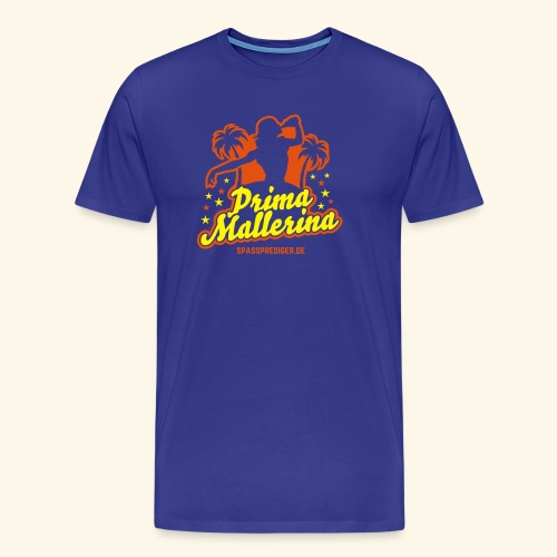 Prima Mallerina - Männer Premium T-Shirt
