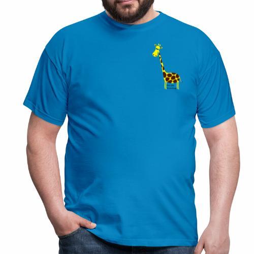 Sooo lange lieb - Männer T-Shirt