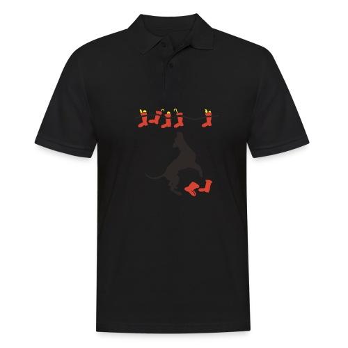 Nikolausdogge - Männer Poloshirt