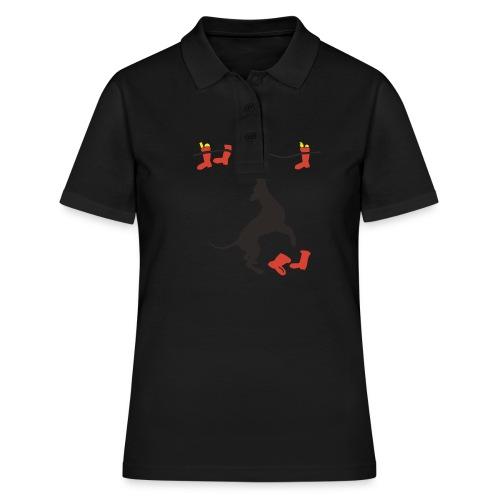 Nikolausdogge - Frauen Polo Shirt