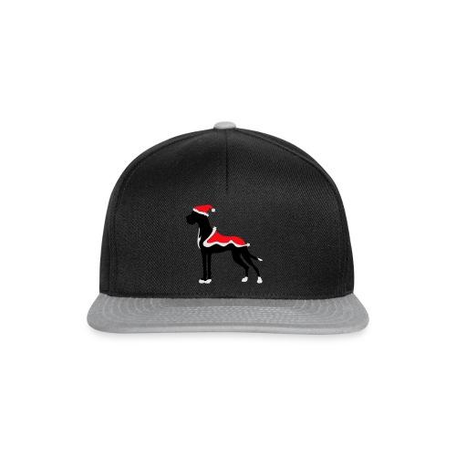 Weihnachtsdogge - Snapback Cap