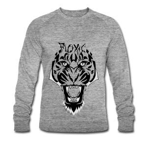 Vintage Tiger - Männer Bio-Sweatshirt von Stanley & Stella