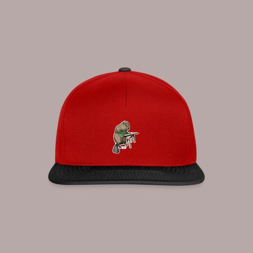 Beaver Carpenter - Snapback Cap