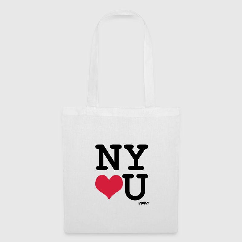 Blanc new york  loves you by wam Sacs - Tote Bag