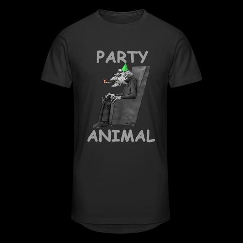 Party Party - Men's Long Body Urban Tee