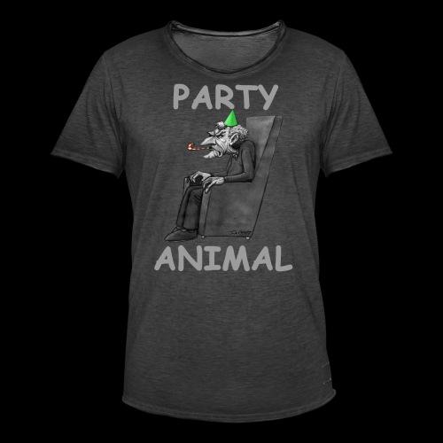 Party Party - Men's Vintage T-Shirt