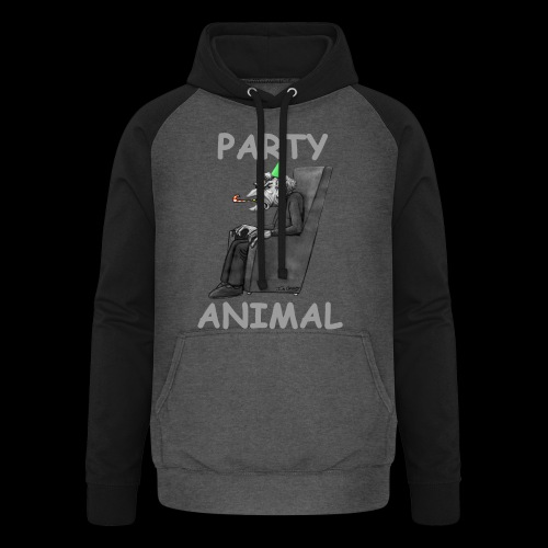 Party Party - Unisex Baseball Hoodie