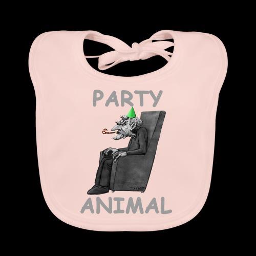 Party Party - Baby Organic Bib