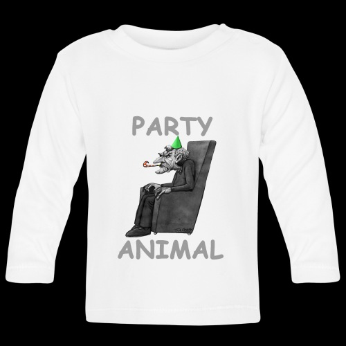 Party Party - Baby Long Sleeve T-Shirt