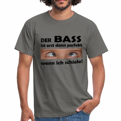 Techno Bass - Männer T-Shirt