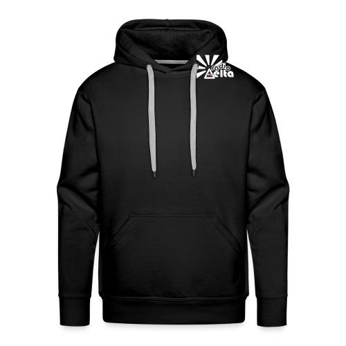 T-Shirt RadioDelta simple - Sweat-shirt à capuche Premium pour hommes
