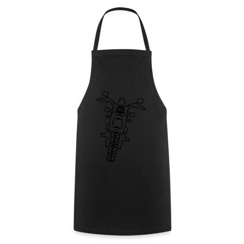 Camiseta Motera - Delantal de cocina