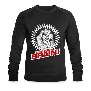 Use Your Brain! - Männer Bio-Sweatshirt von Stanley & Stella