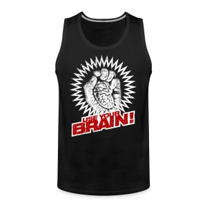 Use Your Brain! - Männer Premium Tank Top