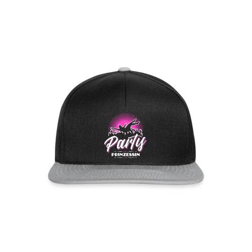 Party Prinzessin - Snapback Cap