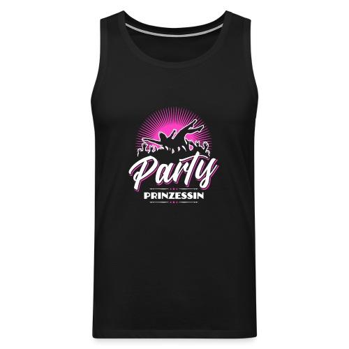 Party Prinzessin - Männer Premium Tank Top